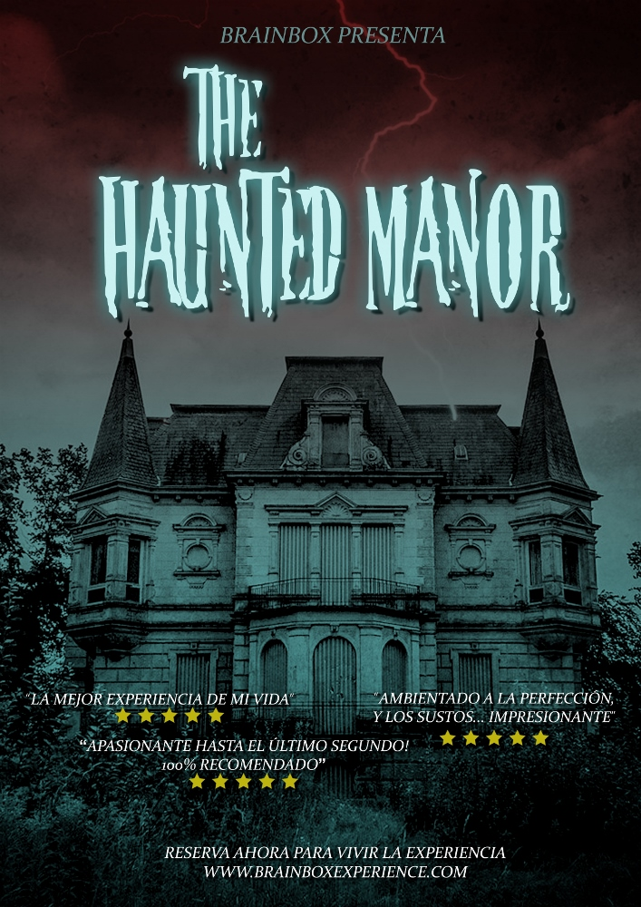 The Haunted Manor