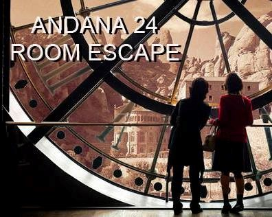 Andana 24 Room Escape