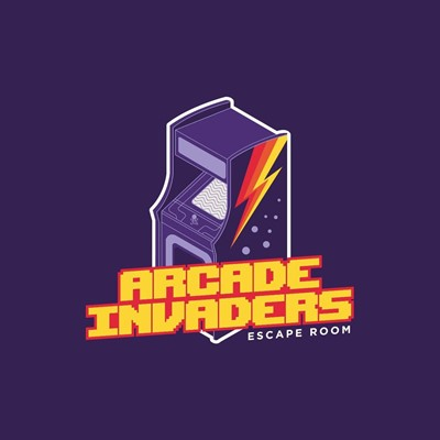 Arcade Invaders Escape Room