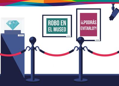 Robo en el Museo Castroblanco