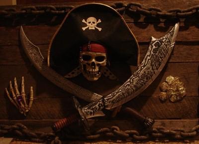 Piratas: la isla malvada!