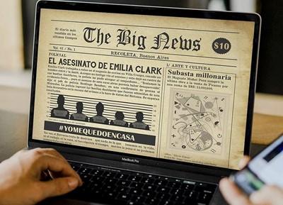 The Big News