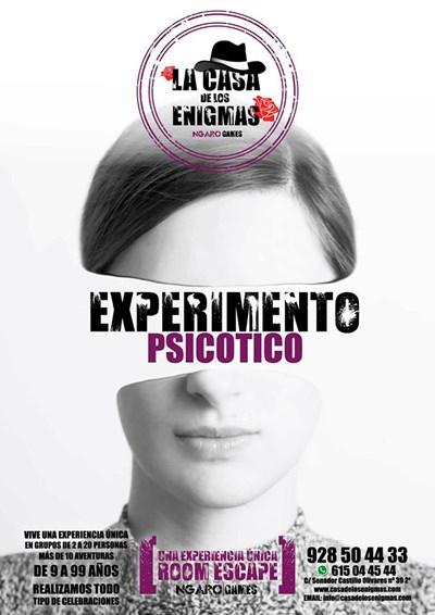 Experimiento Psicótico
