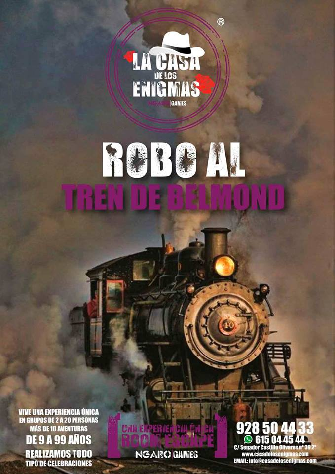 Robo al Tren de Belmond
