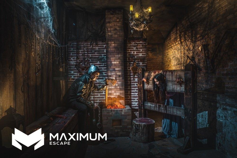 Maximum Escape Barcelona 2