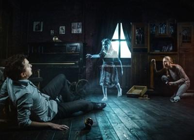 La Monja / La Casa de los Fantasmas
