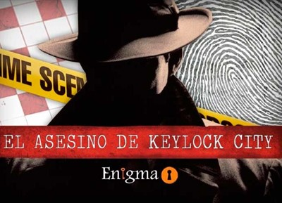 El Asesino de Keylock City [Hall Escape]