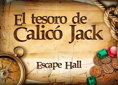 El Tesoro de Calicó Jack [Hall Escape]