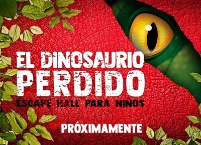 El dinosaurio perdido