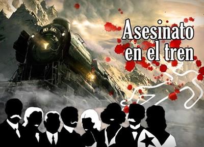Asesinato en el tren