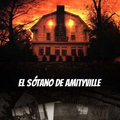 El sótano de Amityville