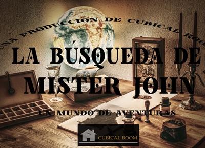 La búsqueda de Mister John