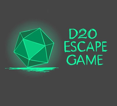 D20 Escape Game Málaga