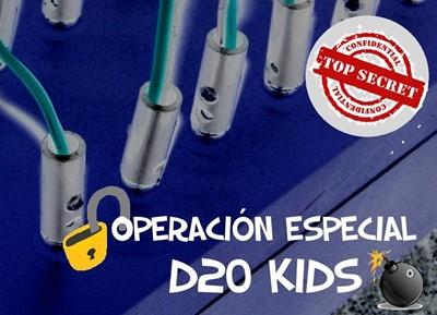 Operación Especial D20 Kids