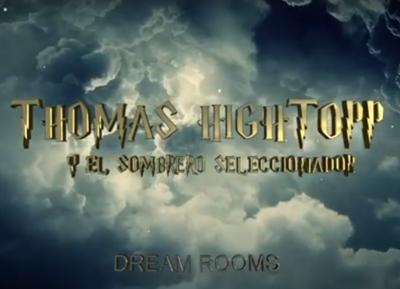 Thomas Hightopp y el sombrero seleccionador