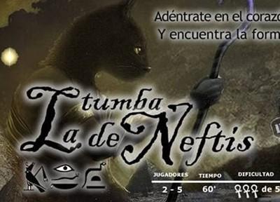 La Tumba de Neftis