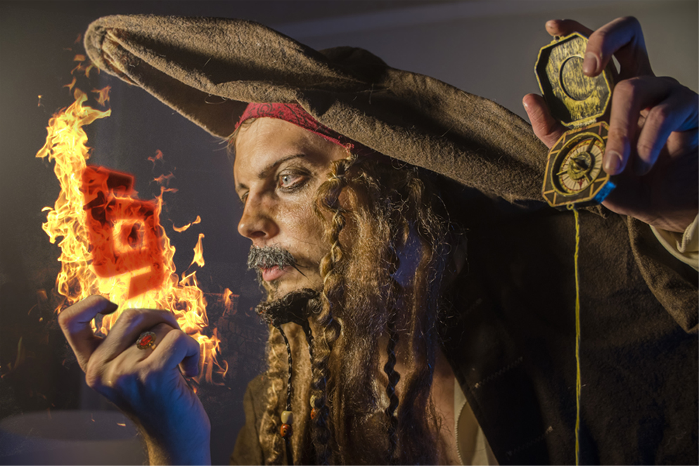 Maldicion Pirata