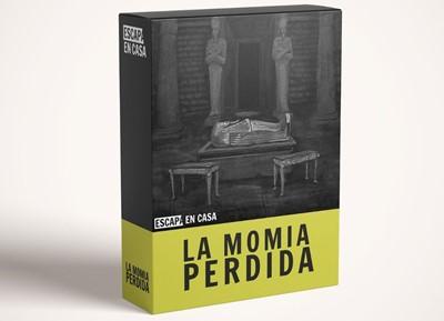 La Momia Perdida [P&P]