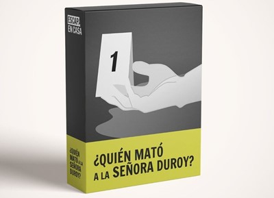 ¿Quién mató a la Señora Duroy? [P&P]