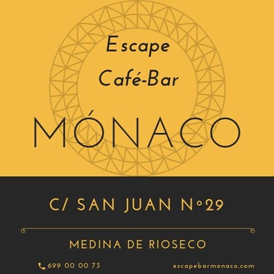Escape Café Bar Mónaco
