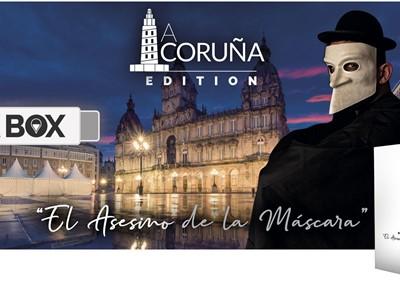 El asesino de la Máscara: A Coruña Edition