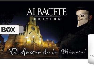 El asesino de la Máscara: Albacete Edition