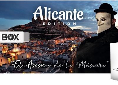 El asesino de la Máscara: Alicante Edition
