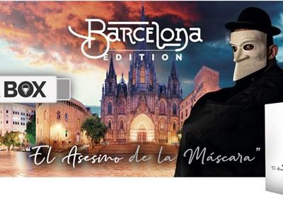 El asesino de la Máscara: Barcelona Edition