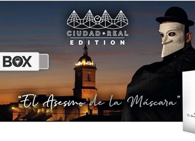 El asesino de la Máscara: Ciudad Real Edition