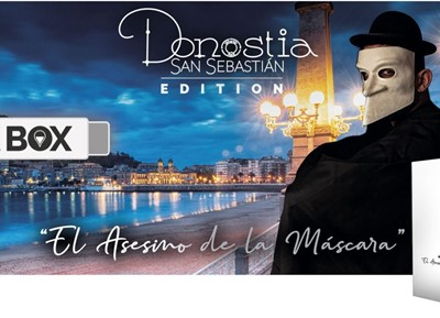 El asesino de la Máscara: Donostia Edition