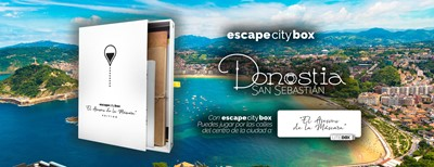 Escape City Box Donostia / San Sebastián