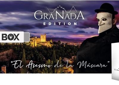 El asesino de la Máscara: Granada Edition