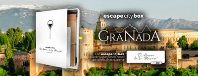 Escape City Box Granada