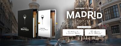 Escape City Box Madrid