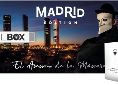 El asesino de la Máscara: Madrid Edition