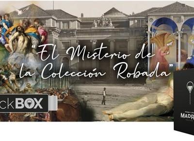 El Misterio de la Colección Robada