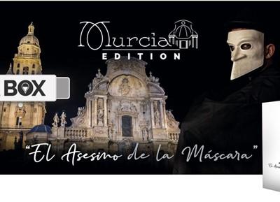 El asesino de la Máscara: Murcia Edition