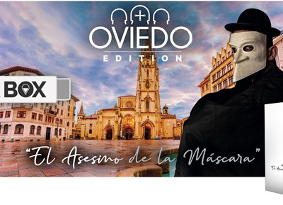 El asesino de la Máscara: Oviedo Edition