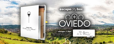 Escape City Box Oviedo