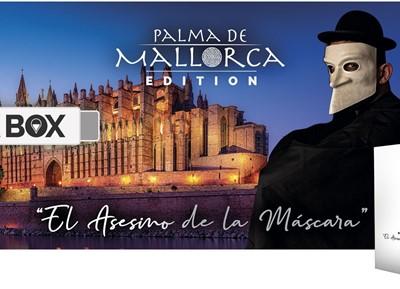 El asesino de la Máscara: Palma de Mallorca Edition