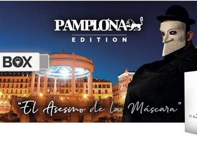 El asesino de la Máscara: Pamplona Edition