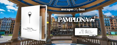 Escape City Box Pamplona