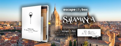 Escape City Box Salamanca