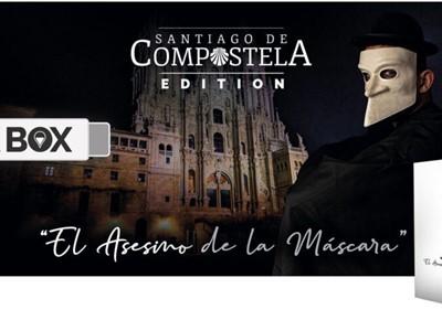 El asesino de la Máscara: Santiago de Compostela Edition