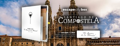 Escape City Box Santiago de Compostela