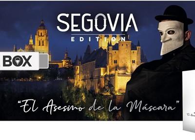 El asesino de la Máscara: Segovia Edition