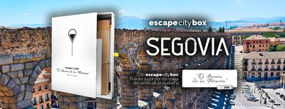 Escape City Box Segovia