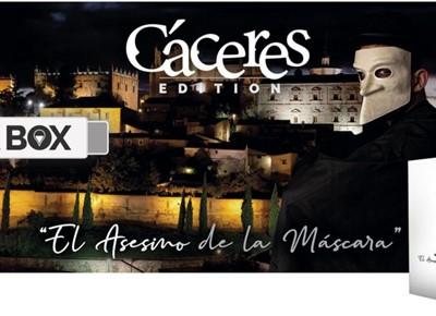 El asesino de la Máscara: Cáceres Edition