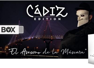 El asesino de la Máscara: Cádiz Edition