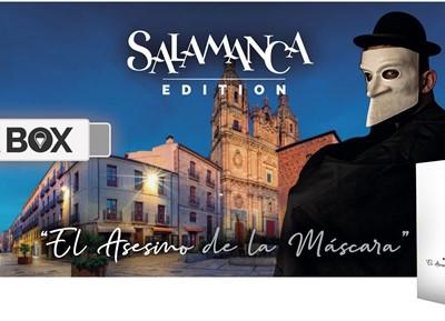 El asesino de la Máscara: Salamanca Edition